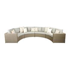 Contemporary outdoor sofas houzz