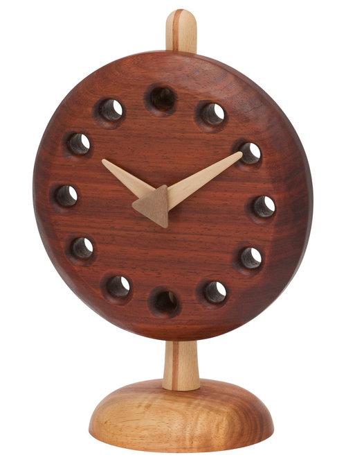 丸時計5+スタンド - 時計