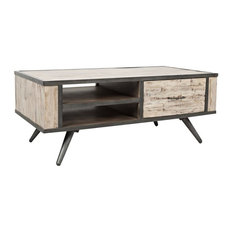 Bowery Hill Coffee Table, Gray Wash