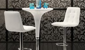 Zuo - Oxygen Barstool in White