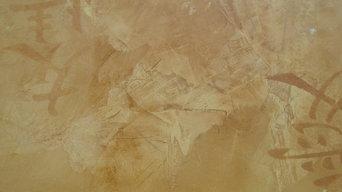 Ventian plaster