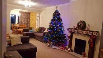 Living Room Dec 2017 - 1week since move in