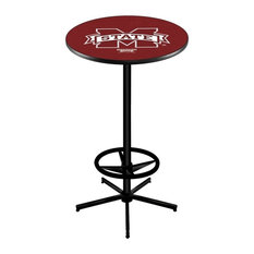 Mississippi State Pub Table 28-inch by Holland Bar Stool Company