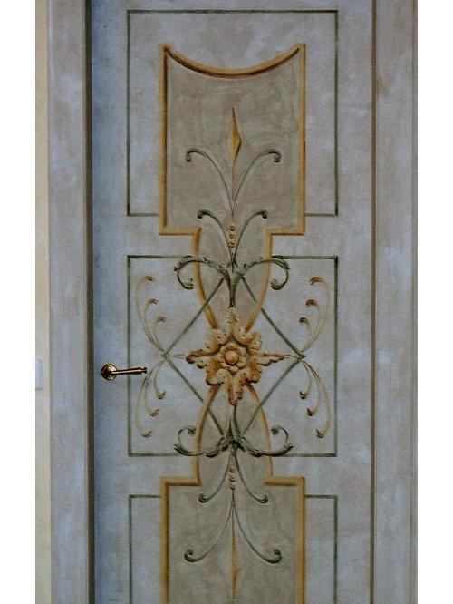 Porte dipinte a mano - Porte decorate a mano ...