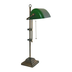Classic Table Banker's Lamp