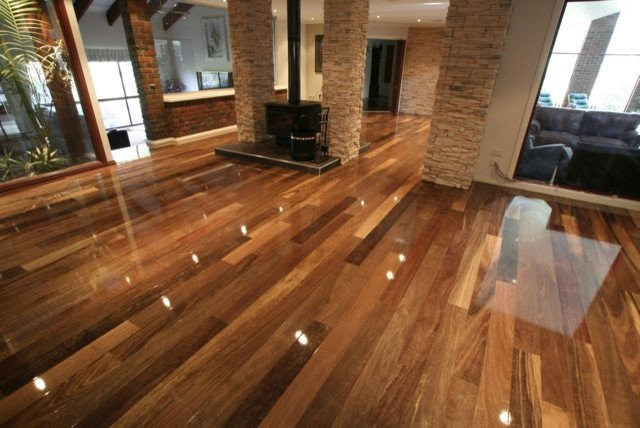 Hardwood Flooring by Paul Anater - Your Floors: Zebra, Tiger, And Teak Wood, Oh, My!