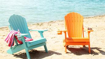 Eco-friendly Adirondack Chairs