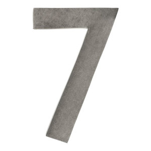 4 Inch House Numbers And Letters
