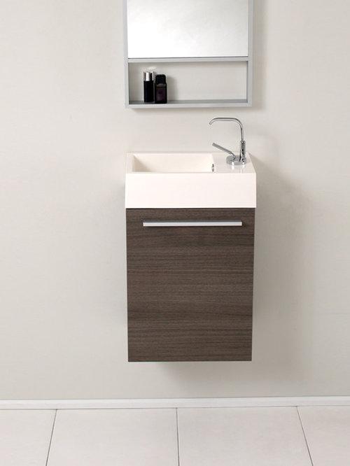 small bathroom vanities. Black Bedroom Furniture Sets. Home Design Ideas