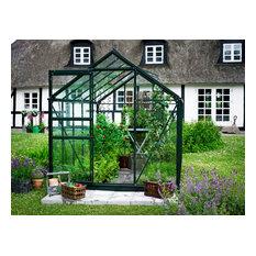 Halls Popular Greenhouses for Garden Growing