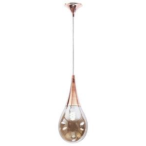 Single Drop Pendant Light