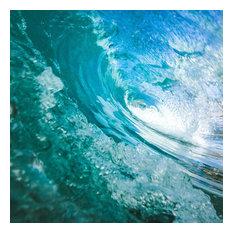 "Dana Starnd Surf1, Semi-Gloss, 16""x16"""
