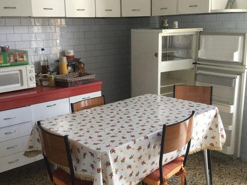 Piastrelle cucina anni