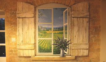 Country Window