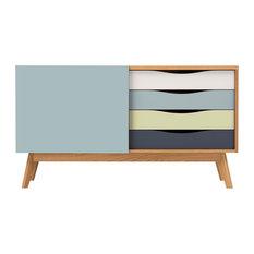 Avon Sideboard, Multicoloured
