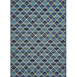 Mediterranean Outdoor Rugs by RugPal