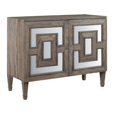 Brownstone Inc. - Brownstone Furniture Palmer Two Door Accent Chest - Accent Chests and Cabinets