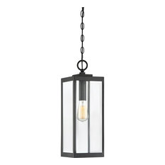 Outdoor Hanging Earth Black