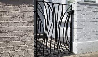 Small Front Garden Gate