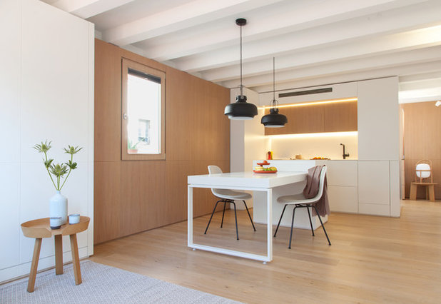 by YLAB Arquitectos Barcelona