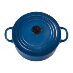 Le Creuset Marseille Round French Oven Replica Magnet