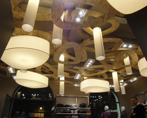 Illuminazione per showroom