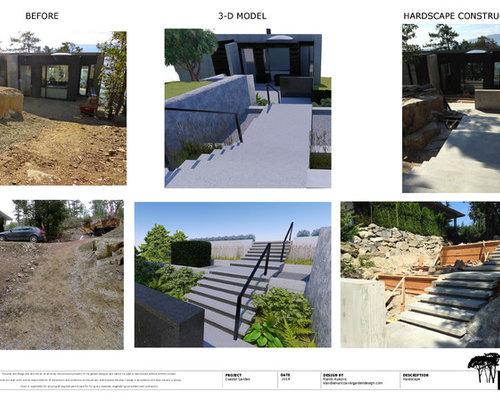 3 D Design Virtual Garden Walk Through