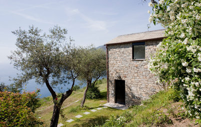 Italian Houzz: A Well-Thought-Out Update of an Ocean-View Barn