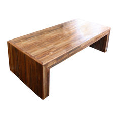 Doorman Designs   Jackson Table Modern Coffee Table Made From Reclaimed Wood  And New Orleans Homes