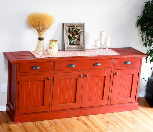 Size Of Sideboard Vs Dining Room Table, What Size Sideboard For Dining Room