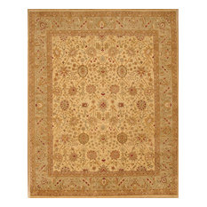 Lotfy & Sons, Nuance Rug, 6'x9' Light Gold
