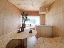 wie frank lloyd wright die moderne japanische architektur inspirierte, Wohnzimmer dekoo