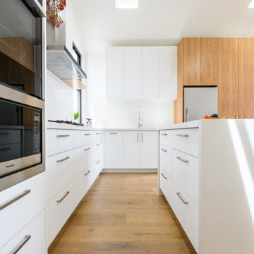 A Light filled Kitchen Space