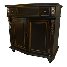 inch bathroom vanities  houzz, Bathroom decor
