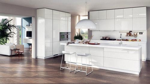 Sondaggio: consigliereste una cucina bianca?