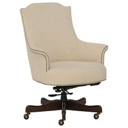 Transitional Office Chairs by Stephanie Cohen Home