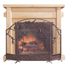 Browse a large selection of rustic fire guards on Houzz