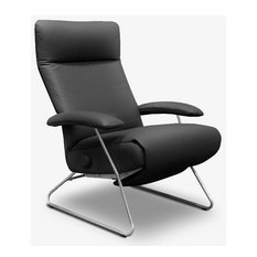 Demi Recliner Chair By Lafer Recliner Chairs Anthracite