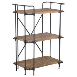 Industrial Bookcases by Ergode