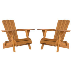 Craftsman Adirondack Chairs by Decor & Fixtures