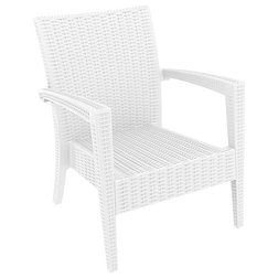 Tropical Outdoor Lounge Chairs by Compamia