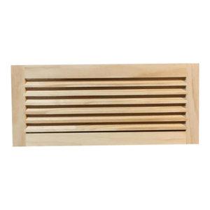 18x10 Wood Return Air Vent