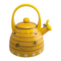 Bee Hive Whistling Kettle