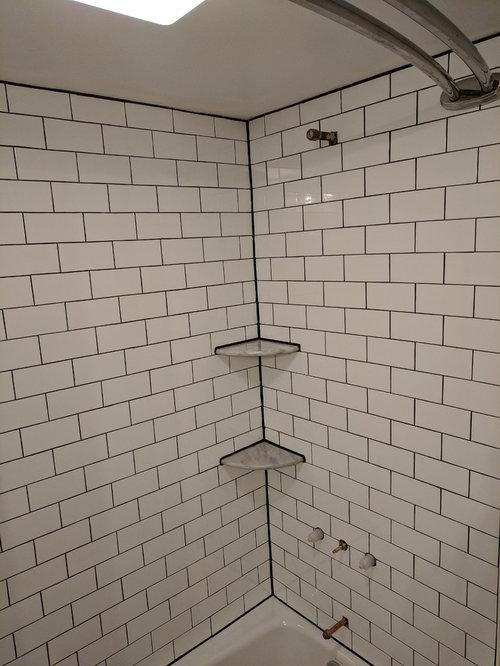 Bathroom Shower Grout Caulking - Caulk to use in shower