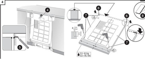 Can T Figure Out Bosch Cutom Panel Dishwasher Template