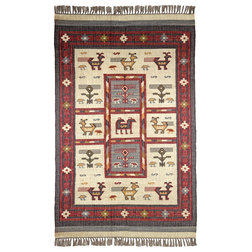 Rustic Area Rugs by St Croix Trading