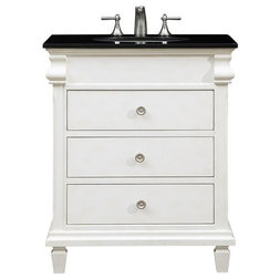 Traditional Bathroom Vanities And Sink Consoles by Elegant Furniture & Lighting