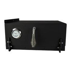Vulcano Grill Side Warming Box