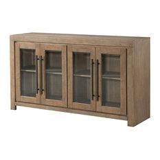 Lane Home Furnishings Urban Swag Storage Cabinet