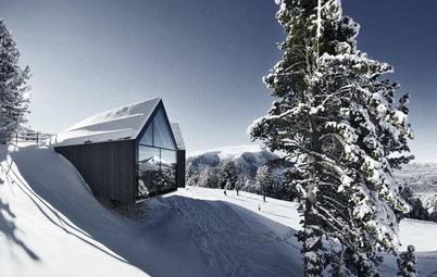 Wohnen wie im Urlaub: 3 Ideen aus der Berghütte Oberholz
